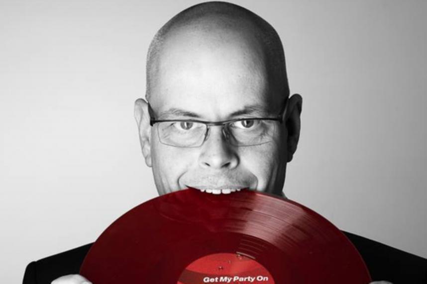 DJ Kris Dewaele