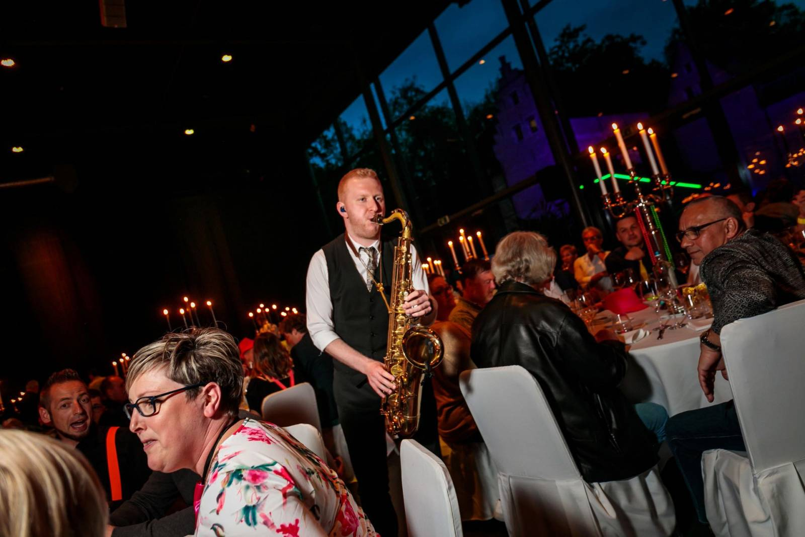 Aces - muziek event - coverband - House of Events - 11