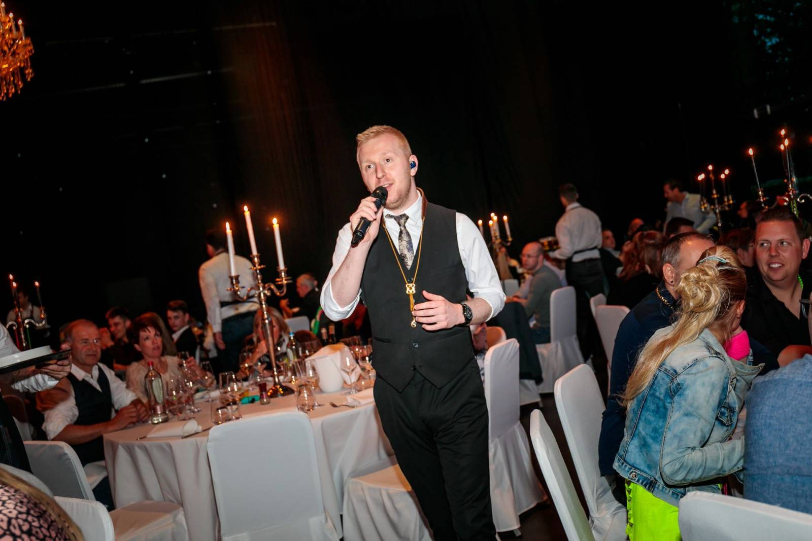 Aces - muziek event - coverband - House of Events - 9