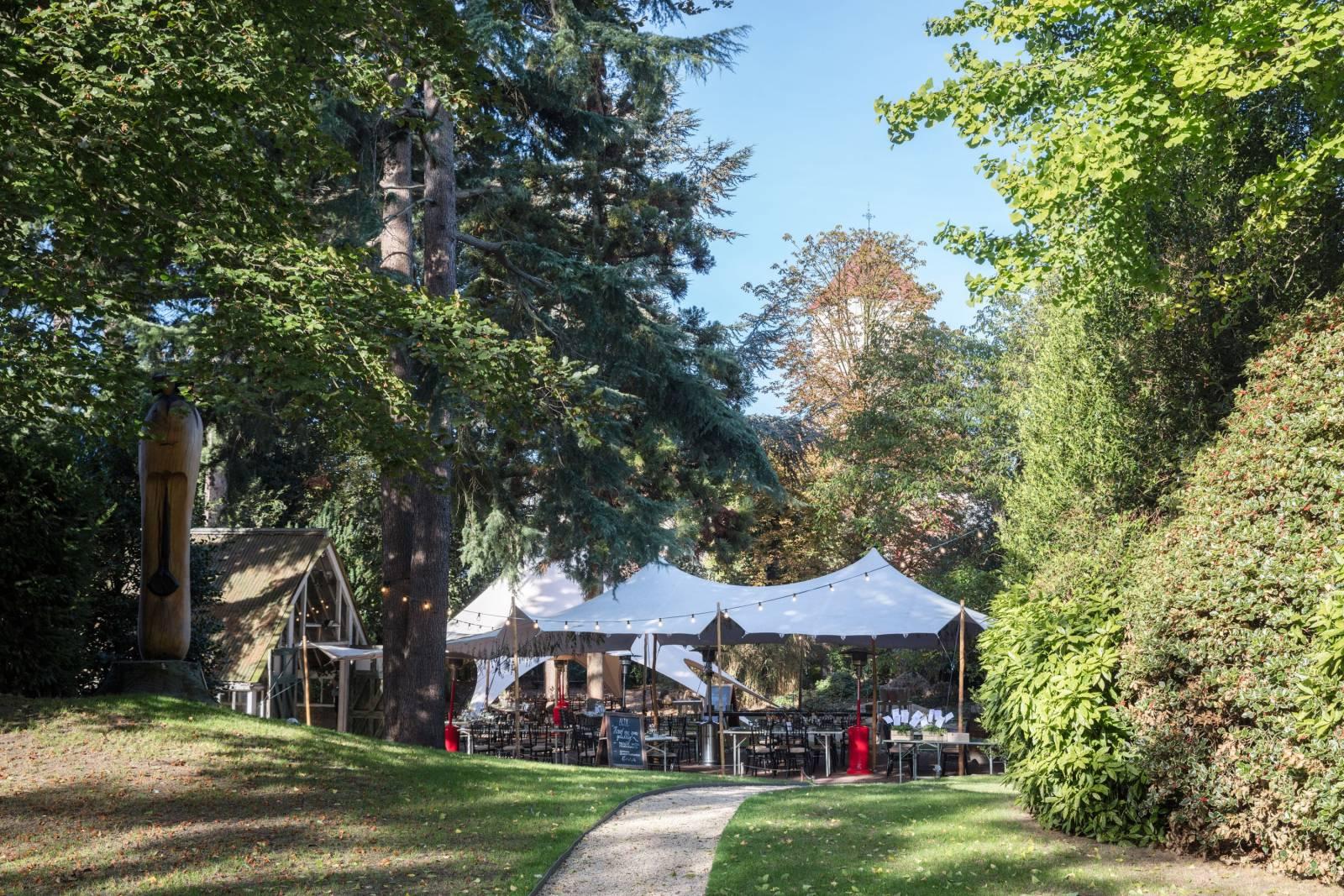 Alix - Table & Jardin d'Amis - Feestzaal - Feesttuin - House of Weddings - 1