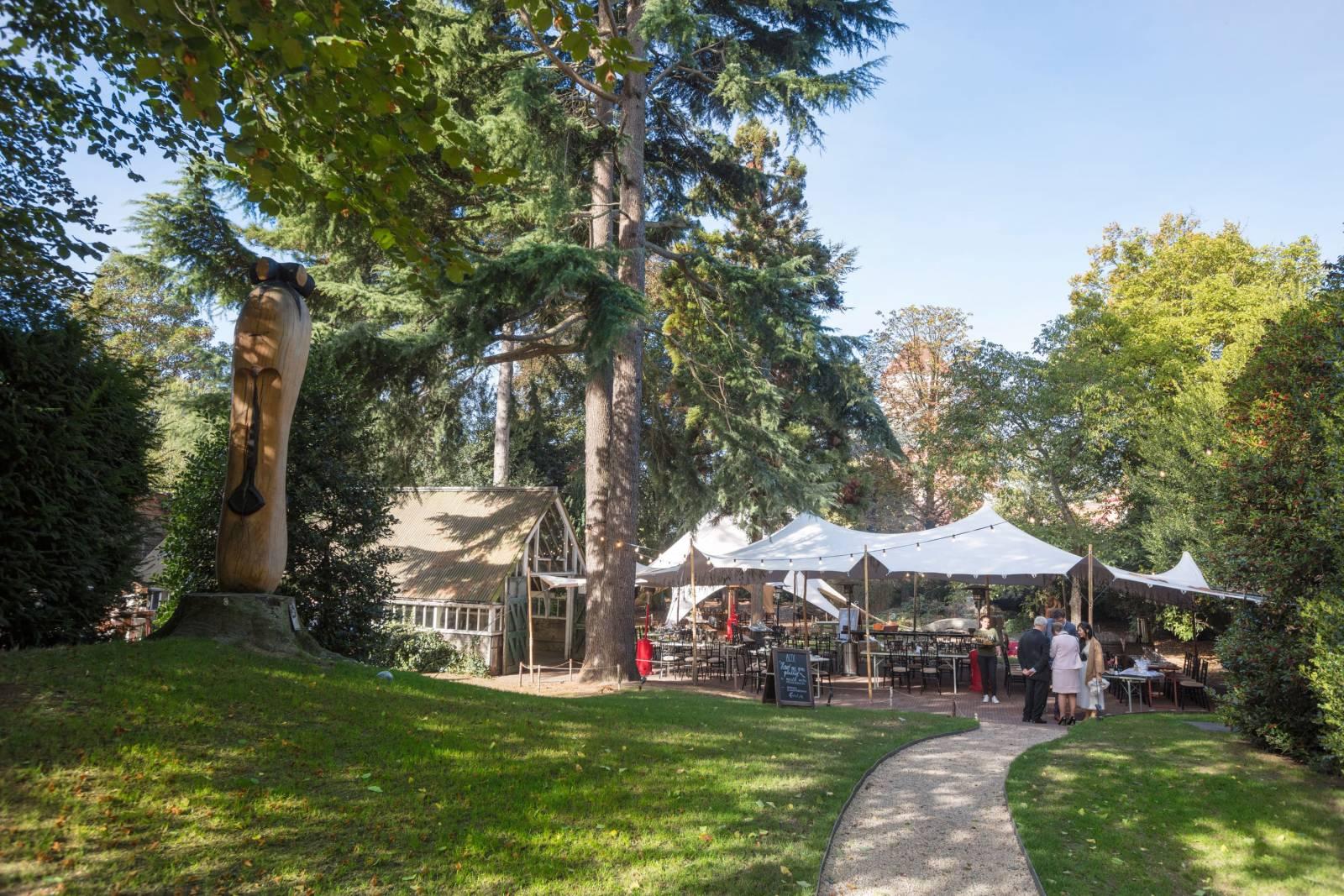 Alix - Table & Jardin d'Amis - Feestzaal - Feesttuin - House of Weddings - 5