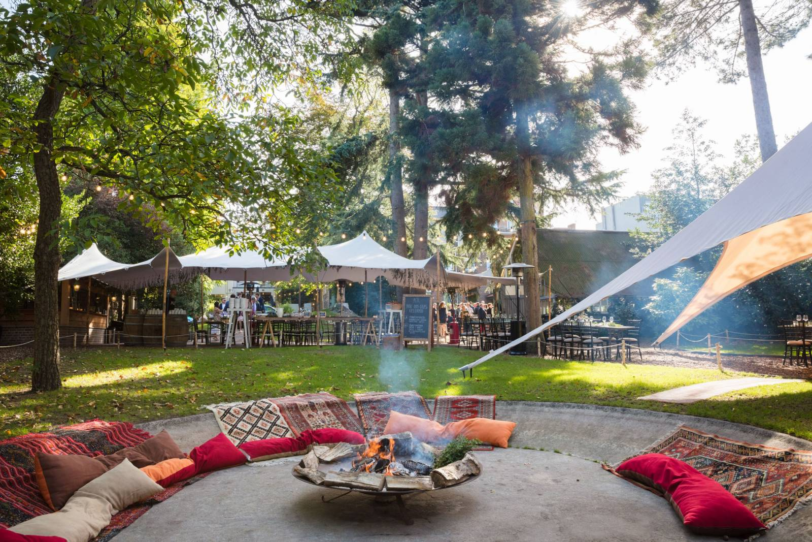 Alix - Table & Jardin d'Amis - Feestzaal - Feesttuin - House of Weddings - 7
