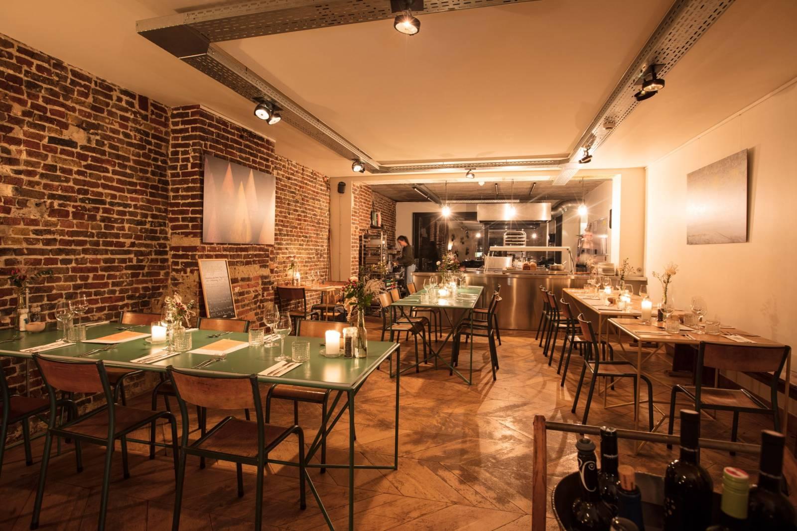 Alix - Table & Jardin d'Amis - Feestzaal - Feesttuin - House of Weddings - 8