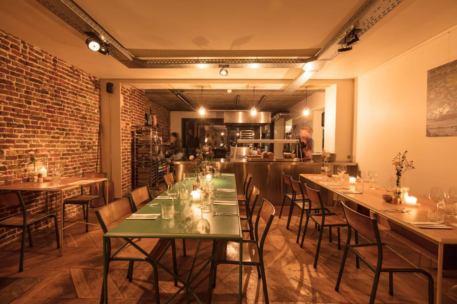 Alix - Table & Jardin d'Amis - Feestzaal - Feesttuin - House of Weddings - 9