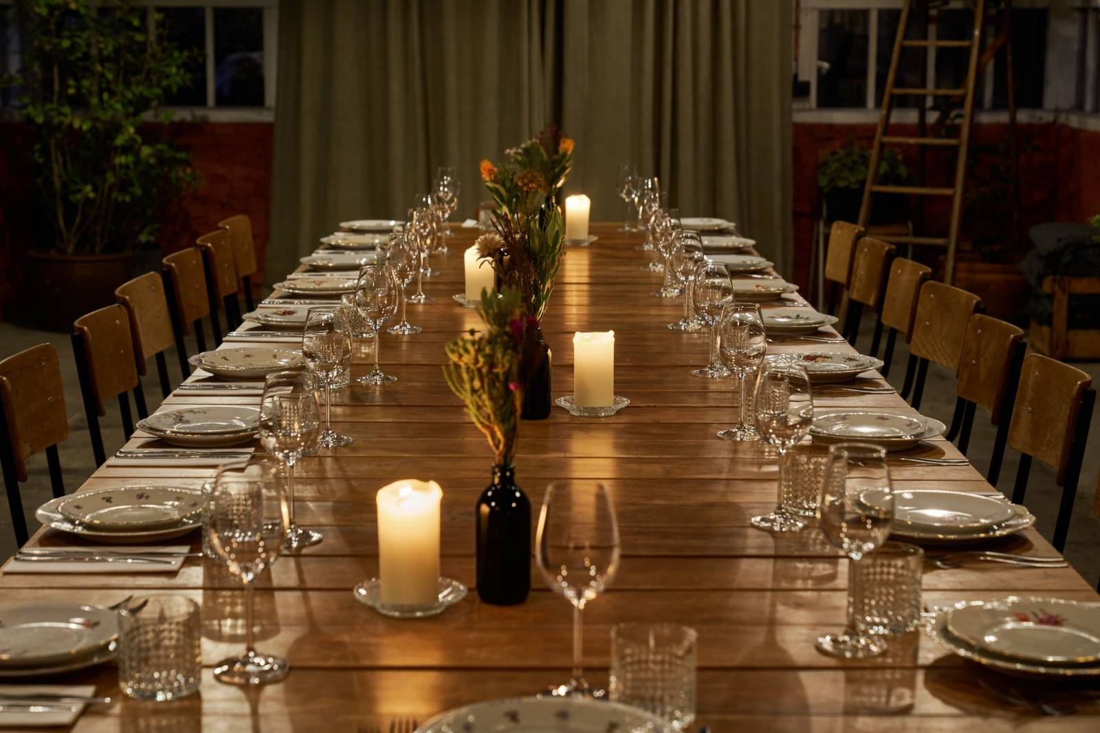 Alix ∙ Table & Jardin d'Amis - House of Weddings - House of EVents - 4