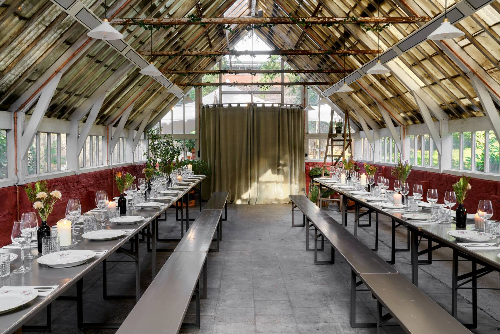 Alix ∙ Table & Jardin d'Amis - House of Weddings - House of EVents - 5