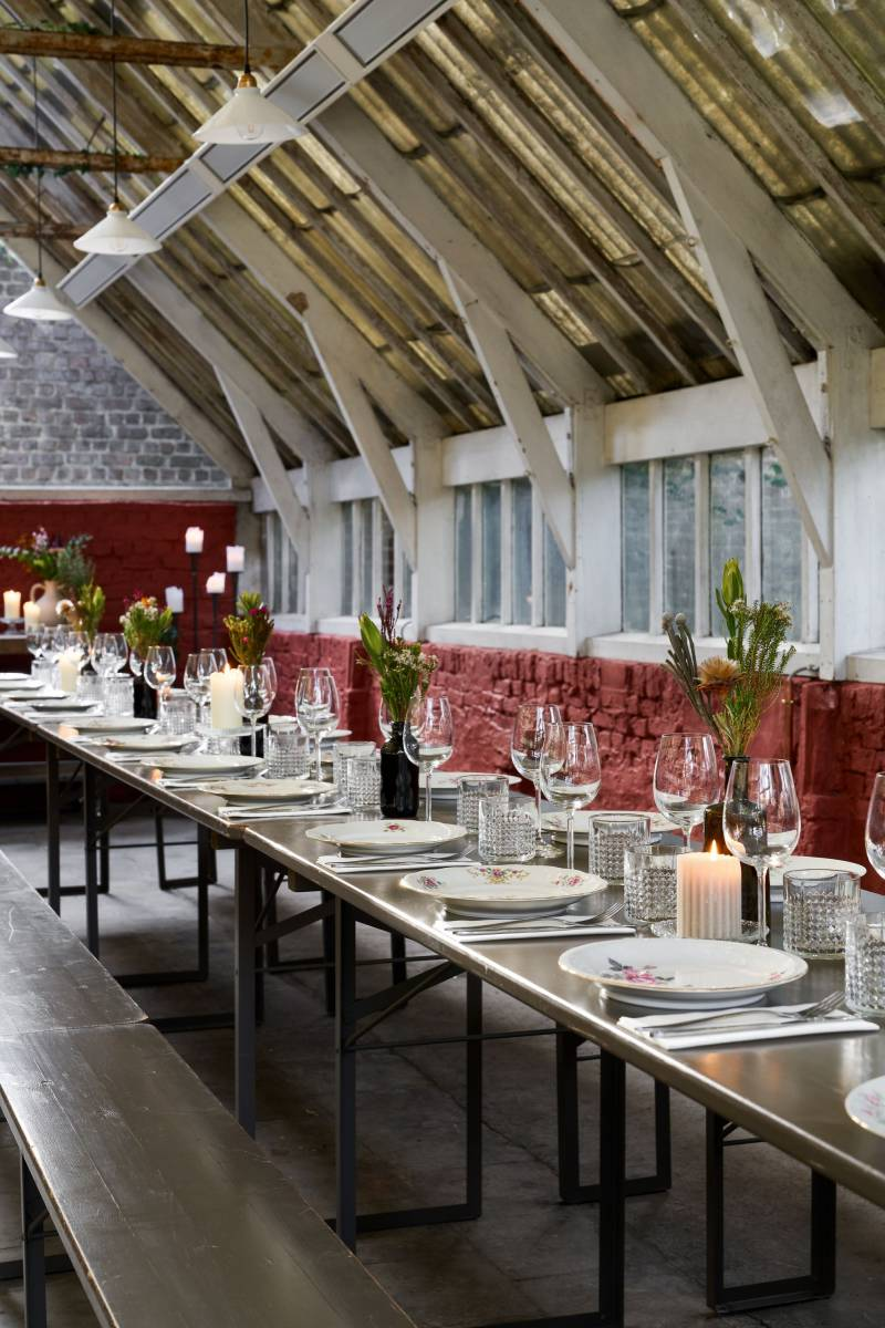 Alix ∙ Table & Jardin d'Amis - House of Weddings - House of EVents - 6