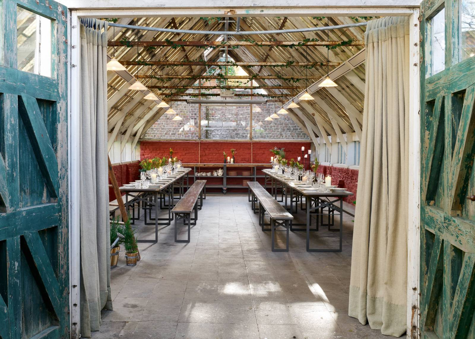 Alix ∙ Table & Jardin d'Amis - House of Weddings - House of EVents - 7