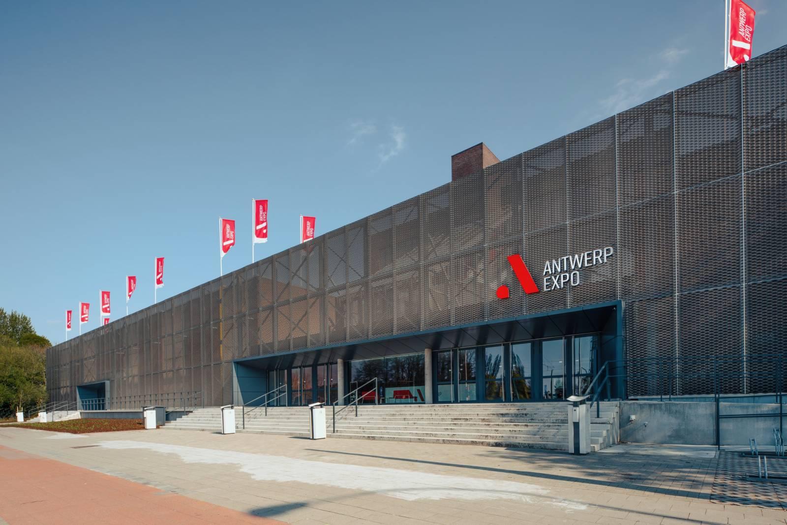 Antwerp Expo - Event Locatie - Expo Hal - House of Events - 4