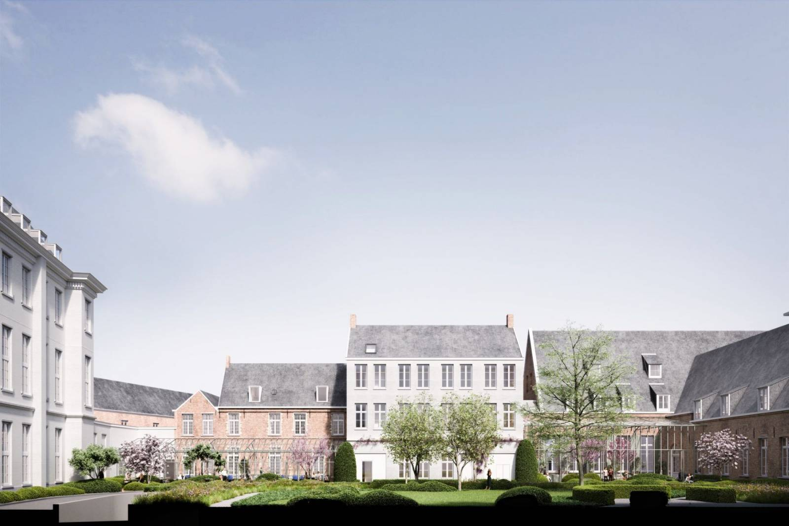 Botanic Sanctuary Antwerp - Feestzaal - House of Weddings - 1