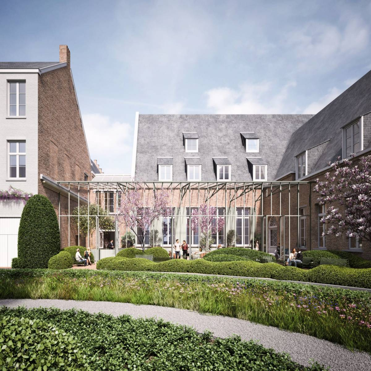Botanic Sanctuary Antwerp - Feestzaal - House of Weddings - 16