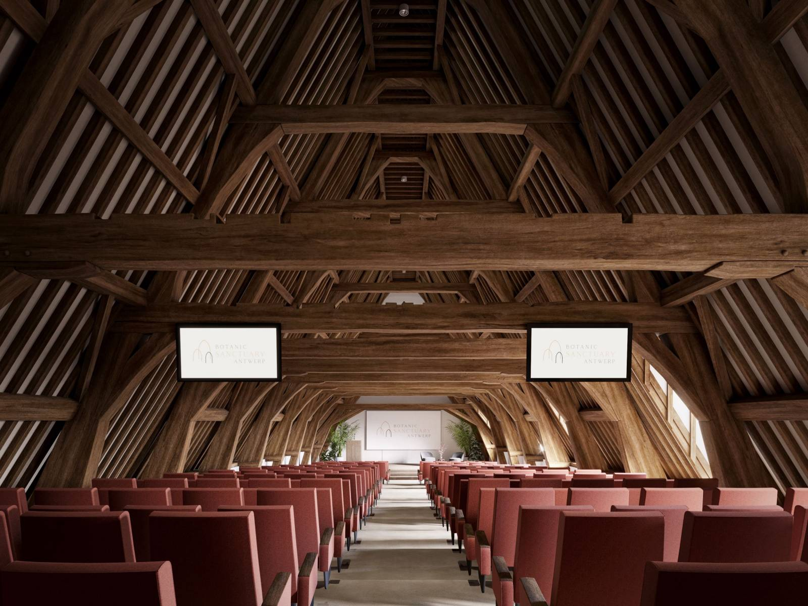 Botanic Sanctuary Antwerp - Feestzaal - House of Weddings - 3