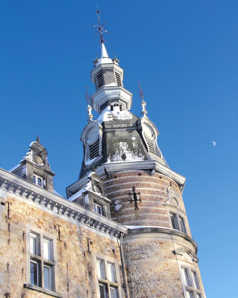 Château de Mirwart_toren