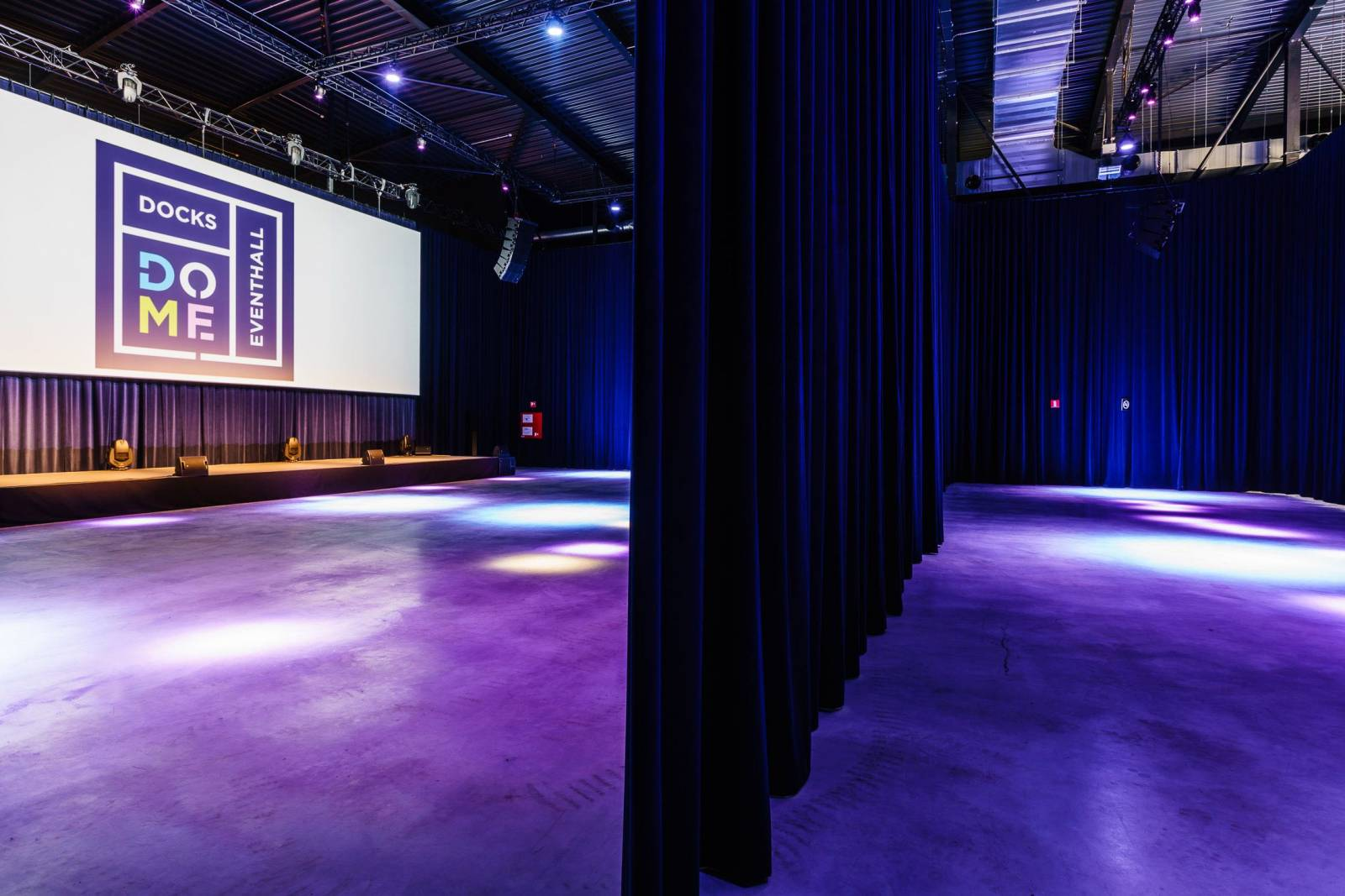 Docks Dome - Eventlocatie - Feestzaal - Brussel - House of Events - 10