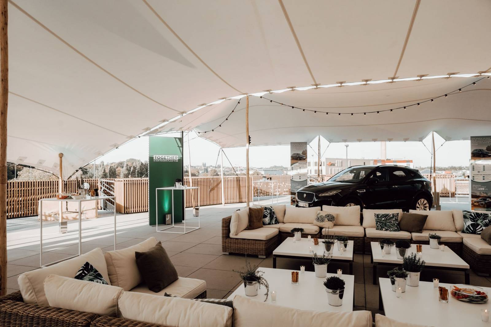 Docks Dome - Eventlocatie - Feestzaal - Brussel - House of Events - 14