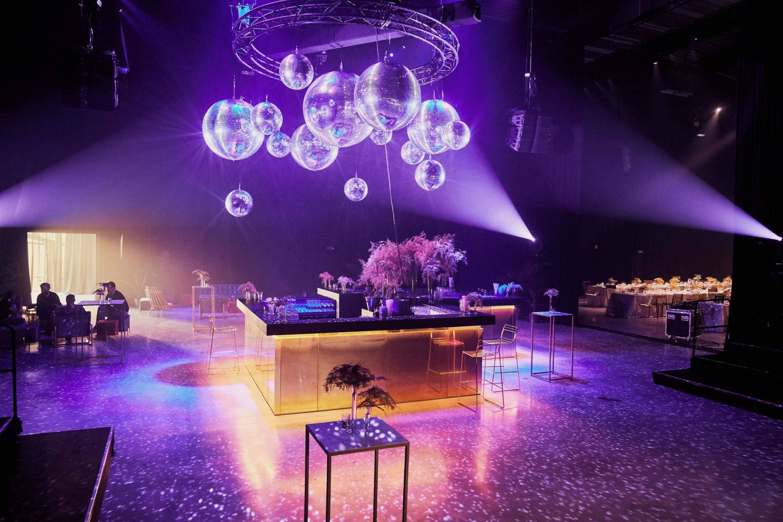 Docks Dome - Eventlocatie - Feestzaal - Brussel - House of Events - 24