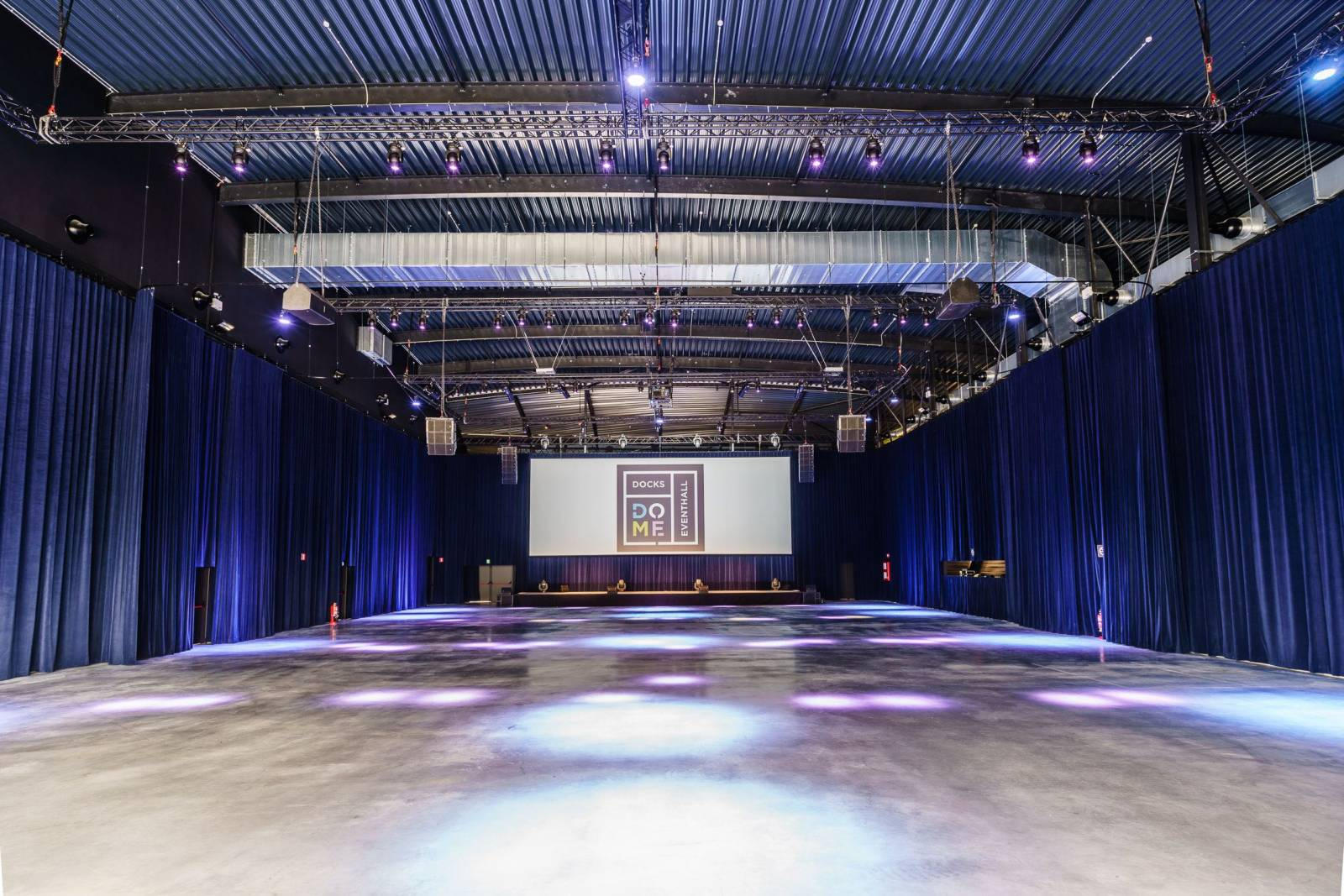 Docks Dome - Eventlocatie - Feestzaal - Brussel - House of Events - 7