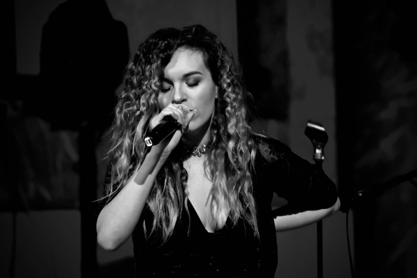 Dunja artiest zangeres livemuziek house of events (3)