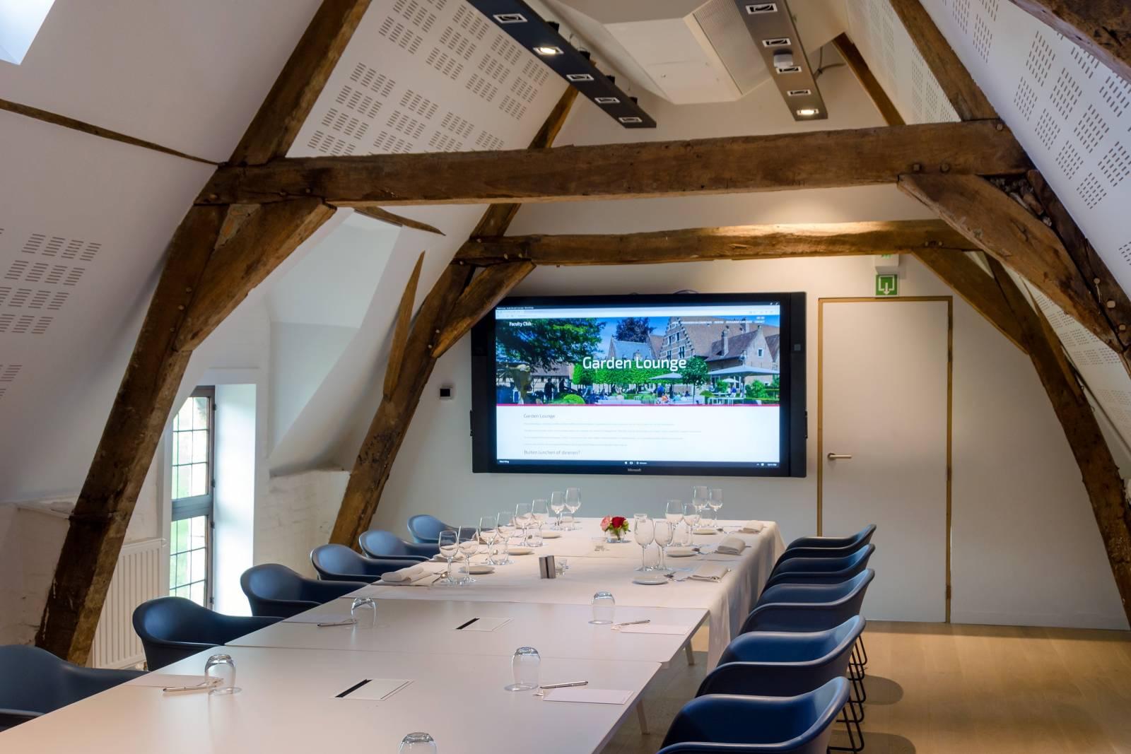 Faculty Club - Feestzaal - Feestlocatie - Rustiek - Historisch - Leuven (Vlaams-Brabant) - House of Events - 39