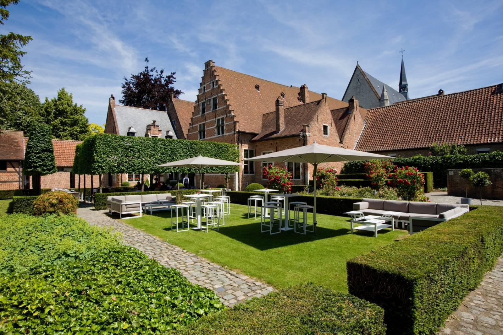 Faculty Club - Feestzaal - Feestlocatie - Rustiek - Historisch - Leuven (Vlaams-Brabant) - House of Events - 42