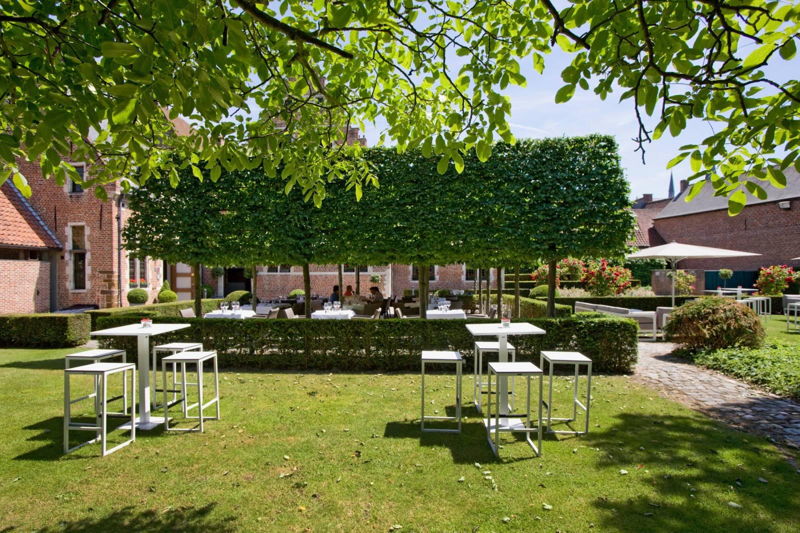 Faculty Club - Feestzaal - Feestlocatie - Rustiek - Historisch - Leuven (Vlaams-Brabant) - House of Events - 45
