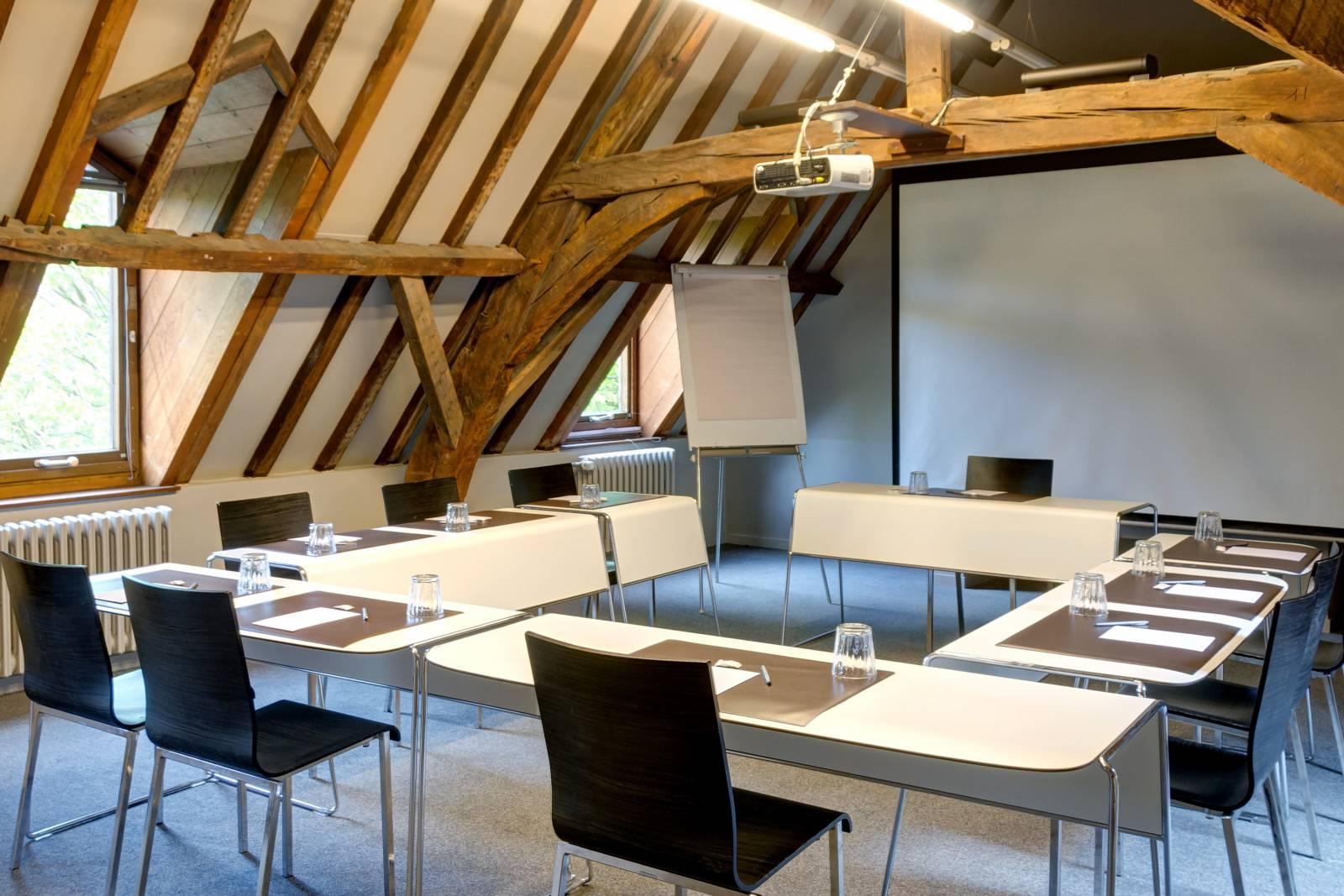 Faculty Club - Feestzaal - Feestlocatie - Rustiek - Historisch - Leuven (Vlaams-Brabant) - House of Events - 48