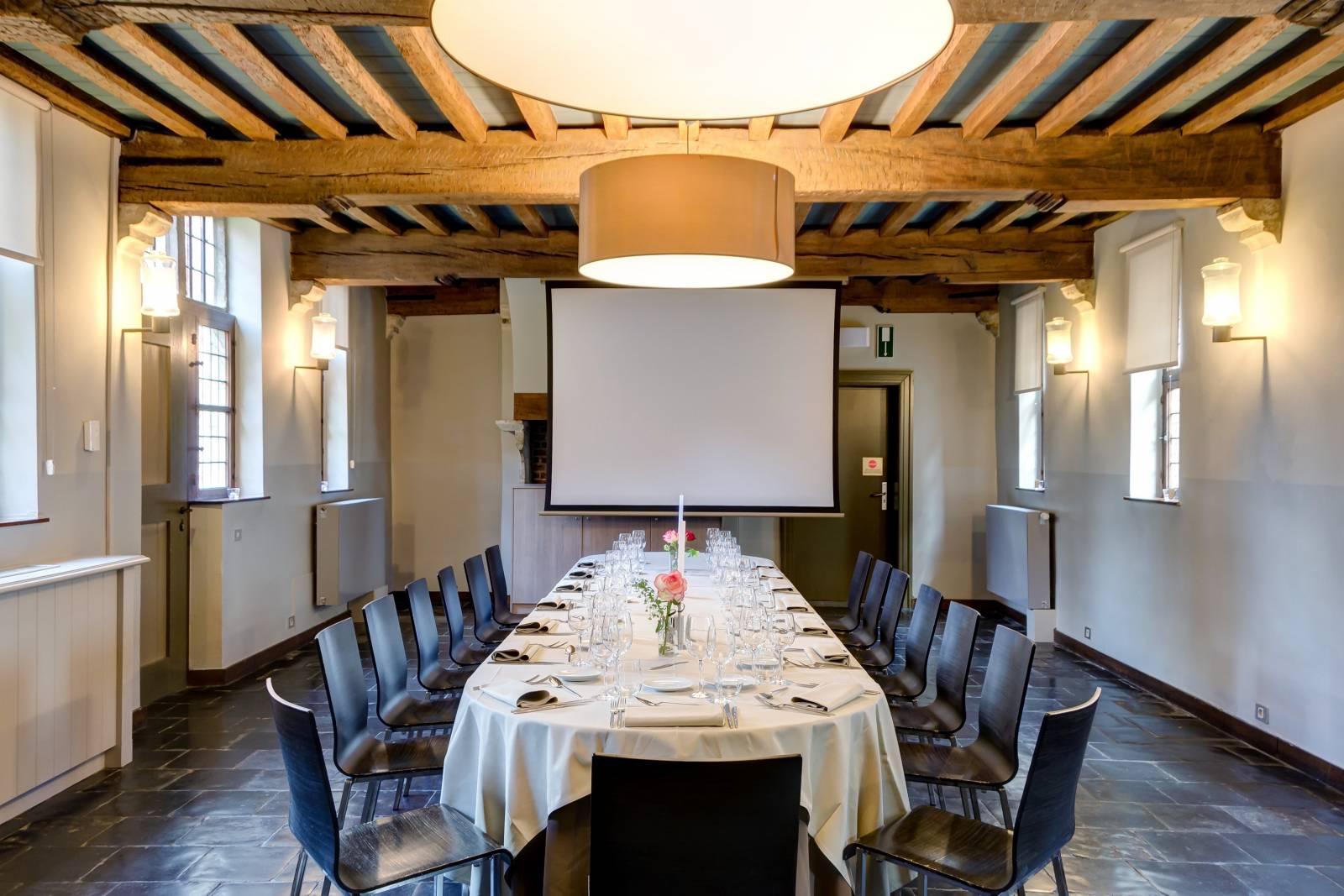 Faculty Club - Feestzaal - Feestlocatie - Rustiek - Historisch - Leuven (Vlaams-Brabant) - House of Events - 54