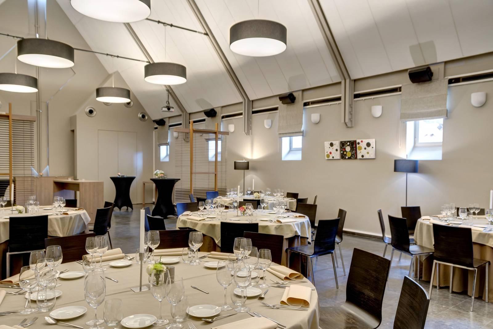 Faculty Club - Feestzaal - Feestlocatie - Rustiek - Historisch - Leuven (Vlaams-Brabant) - House of Events - 59