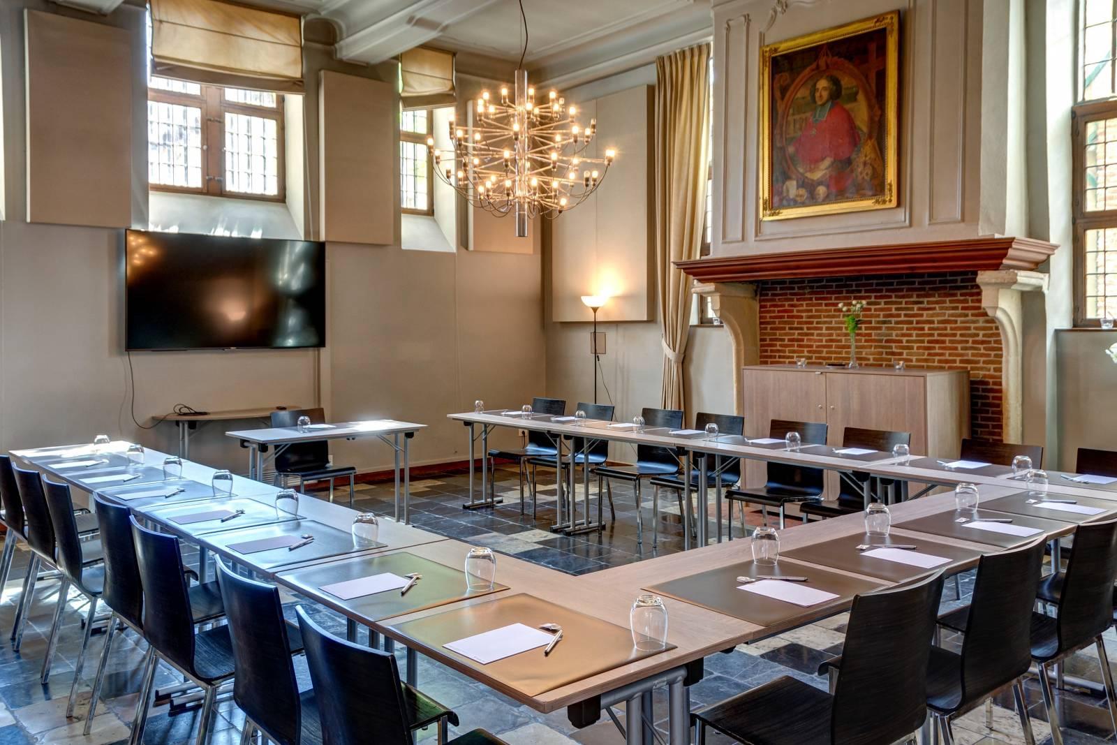 Faculty Club - Feestzaal - Feestlocatie - Rustiek - Historisch - Leuven (Vlaams-Brabant) - House of Events - 8