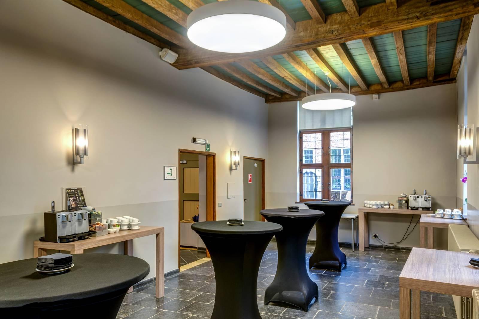 Faculty Club - Feestzaal - Feestlocatie - Rustiek - Historisch - Leuven (Vlaams-Brabant) - House of Events - 9