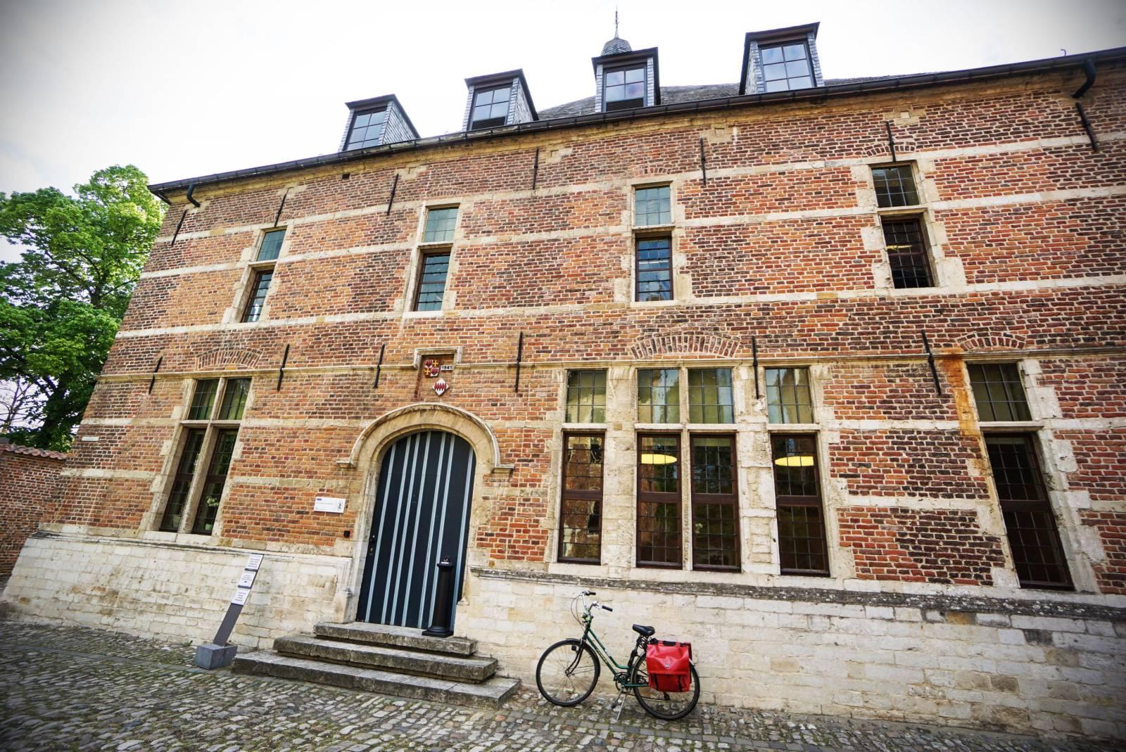 Faculty Club - Feestzaal te Leuven - Eventlocatie - GARDEN LOUNGE MEI 2019 - House of Events - 3