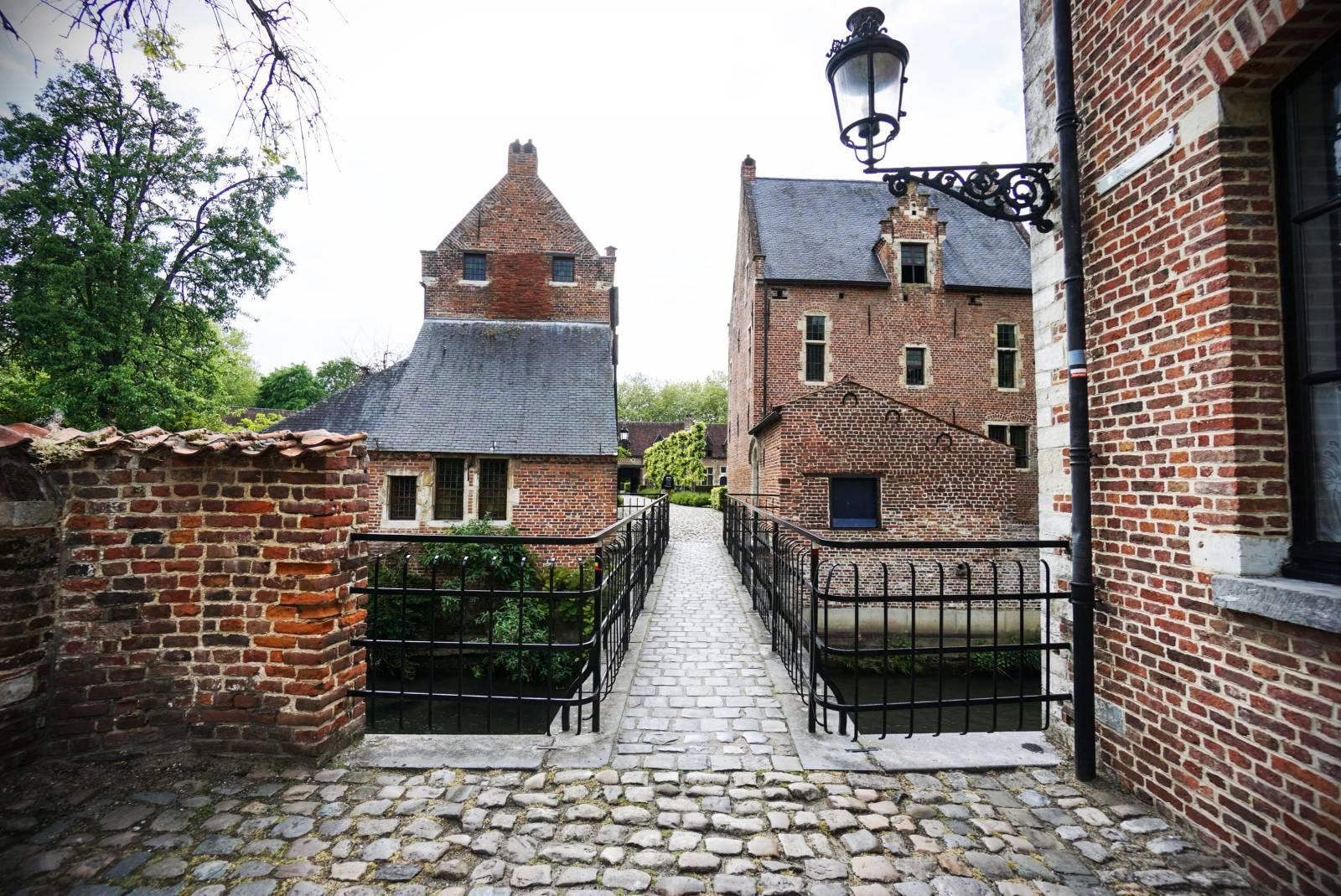 Faculty Club - Feestzaal te Leuven - Eventlocatie - GARDEN LOUNGE MEI 2019 - House of Events - 4