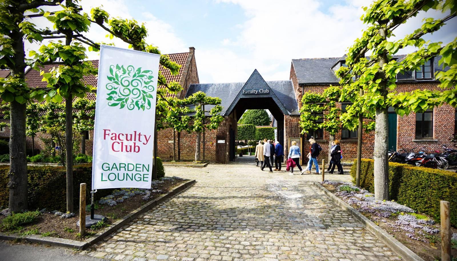 Faculty Club - Feestzaal te Leuven - Eventlocatie - GARDEN LOUNGE MEI 2019 - House of Events - 5
