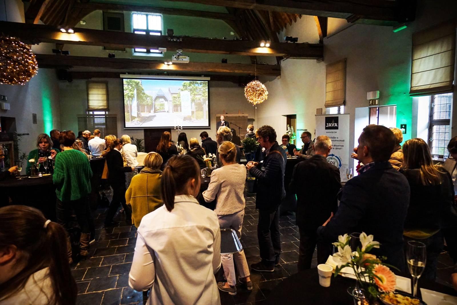 Faculty Club - Feestzaal te Leuven - Eventlocatie - GARDEN LOUNGE MEI 2019 - House of Events - 7