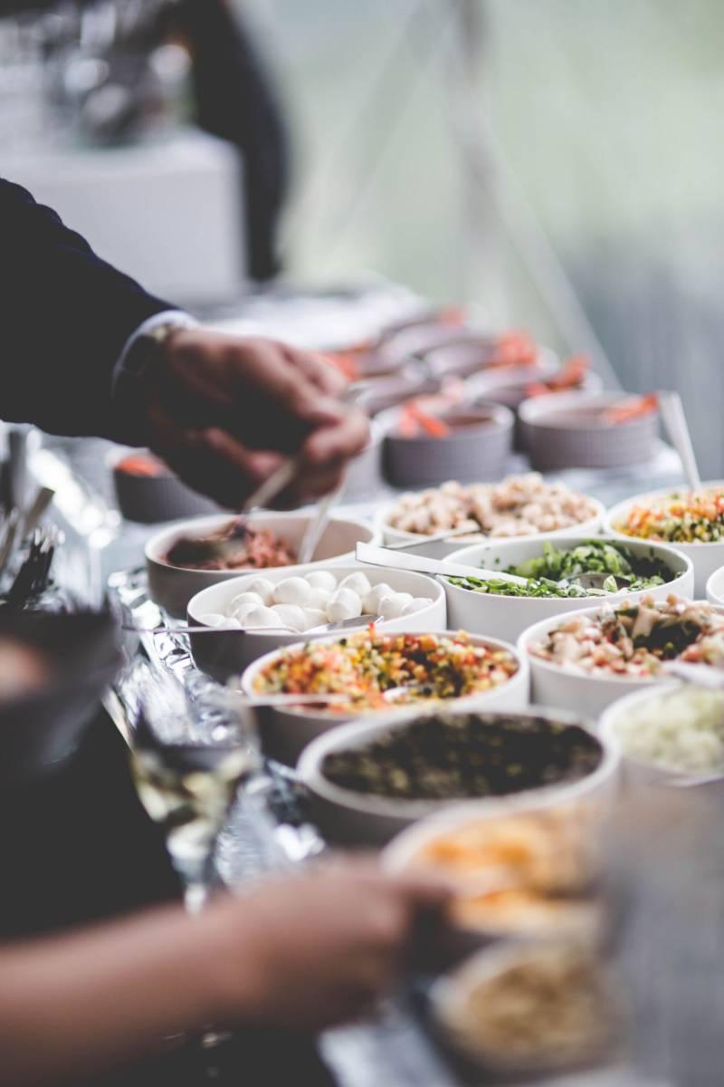 Gastronomie Nicolas - Catering - Traiteur - Trouw - Huwelijk - Bruiloft - House of Events - 12