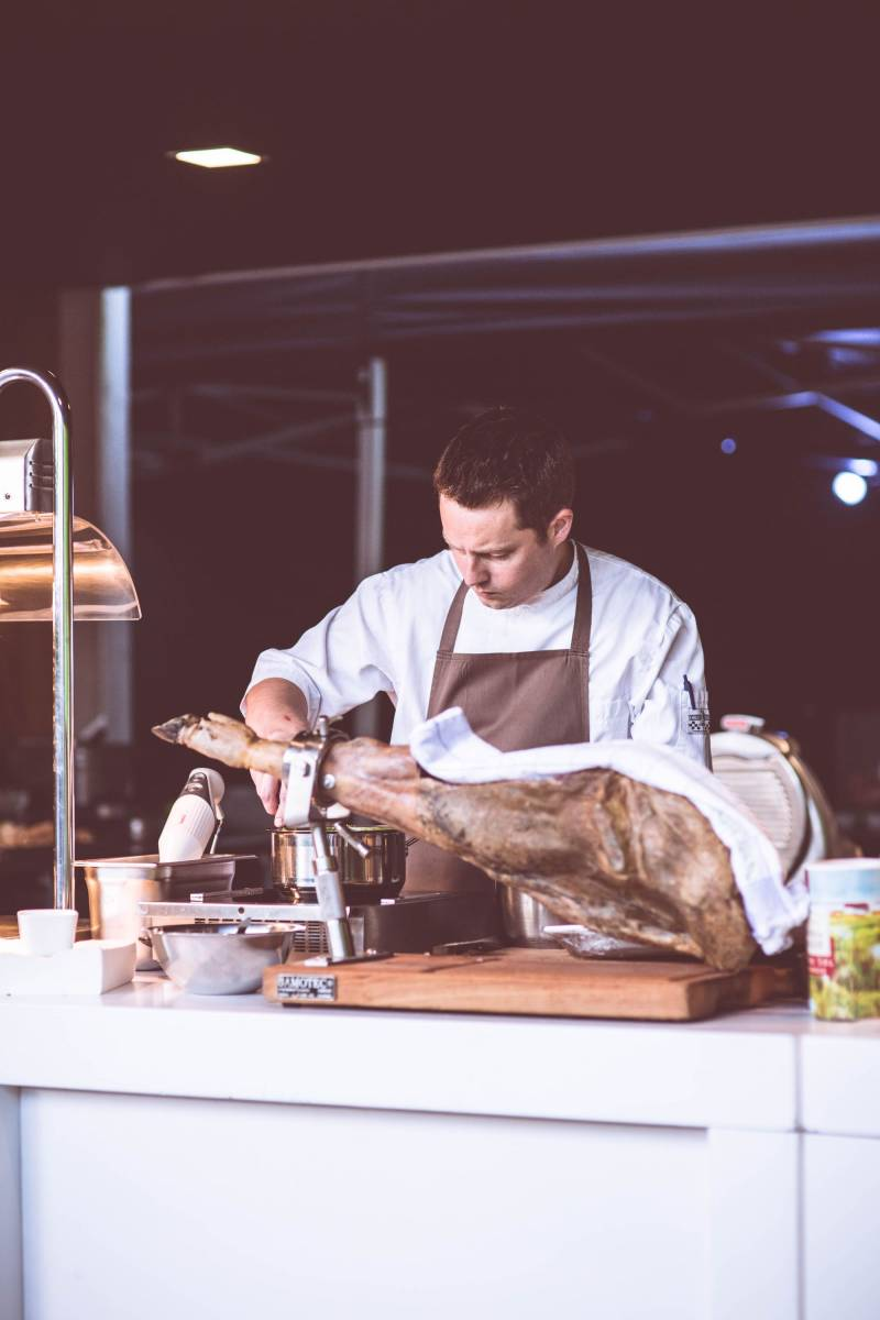 Gastronomie Nicolas - Catering - Traiteur - Trouw - Huwelijk - Bruiloft - House of Events - 13