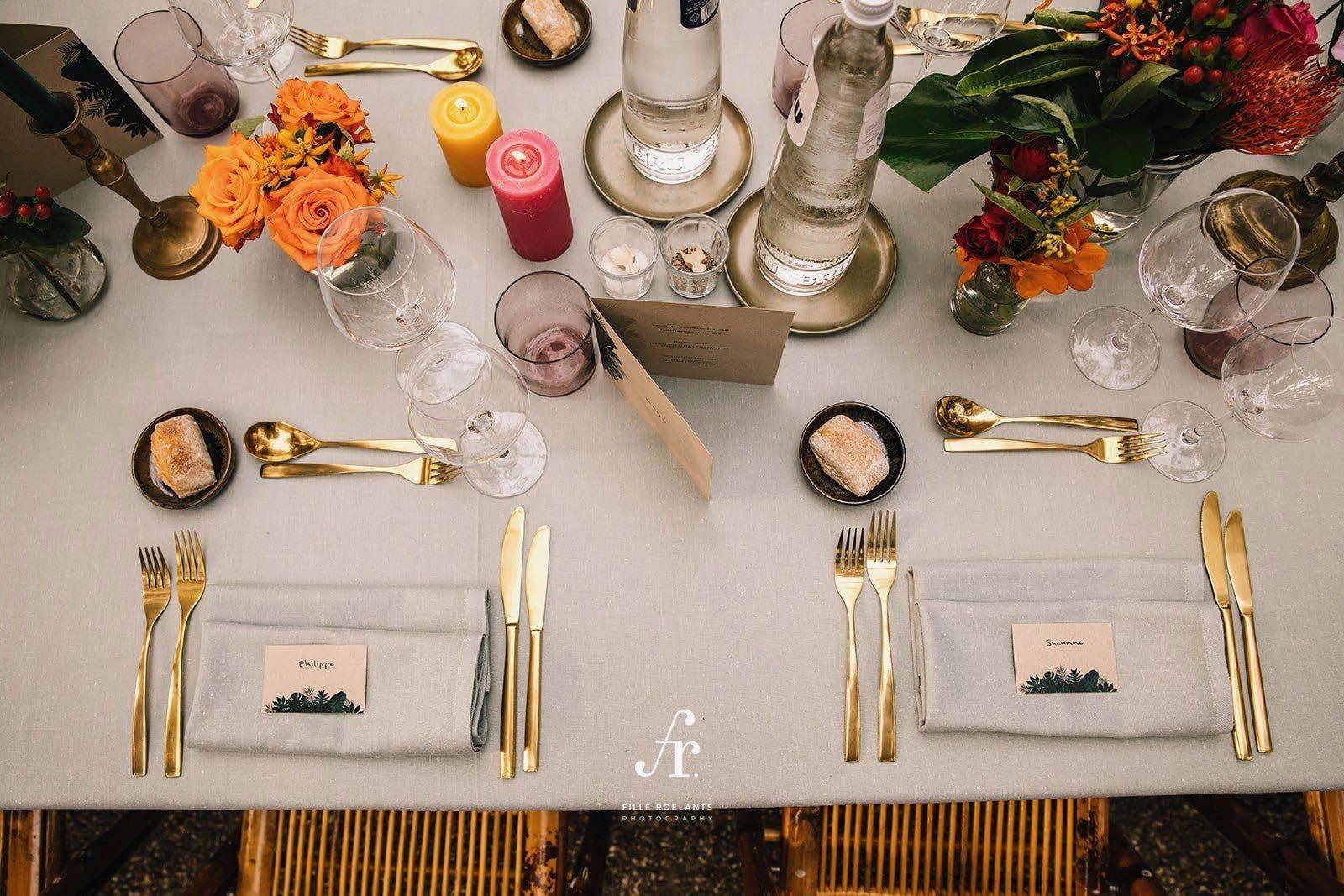Gastronomie Nicolas - Catering - Traiteur - Trouw - Huwelijk - Bruiloft - House of Events - 3