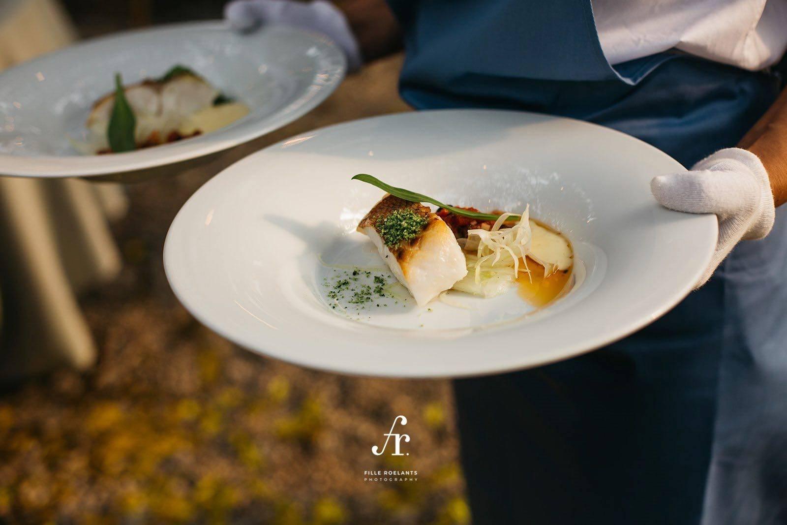 Gastronomie Nicolas - Catering - Traiteur - Trouw - Huwelijk - Bruiloft - House of Events - 9