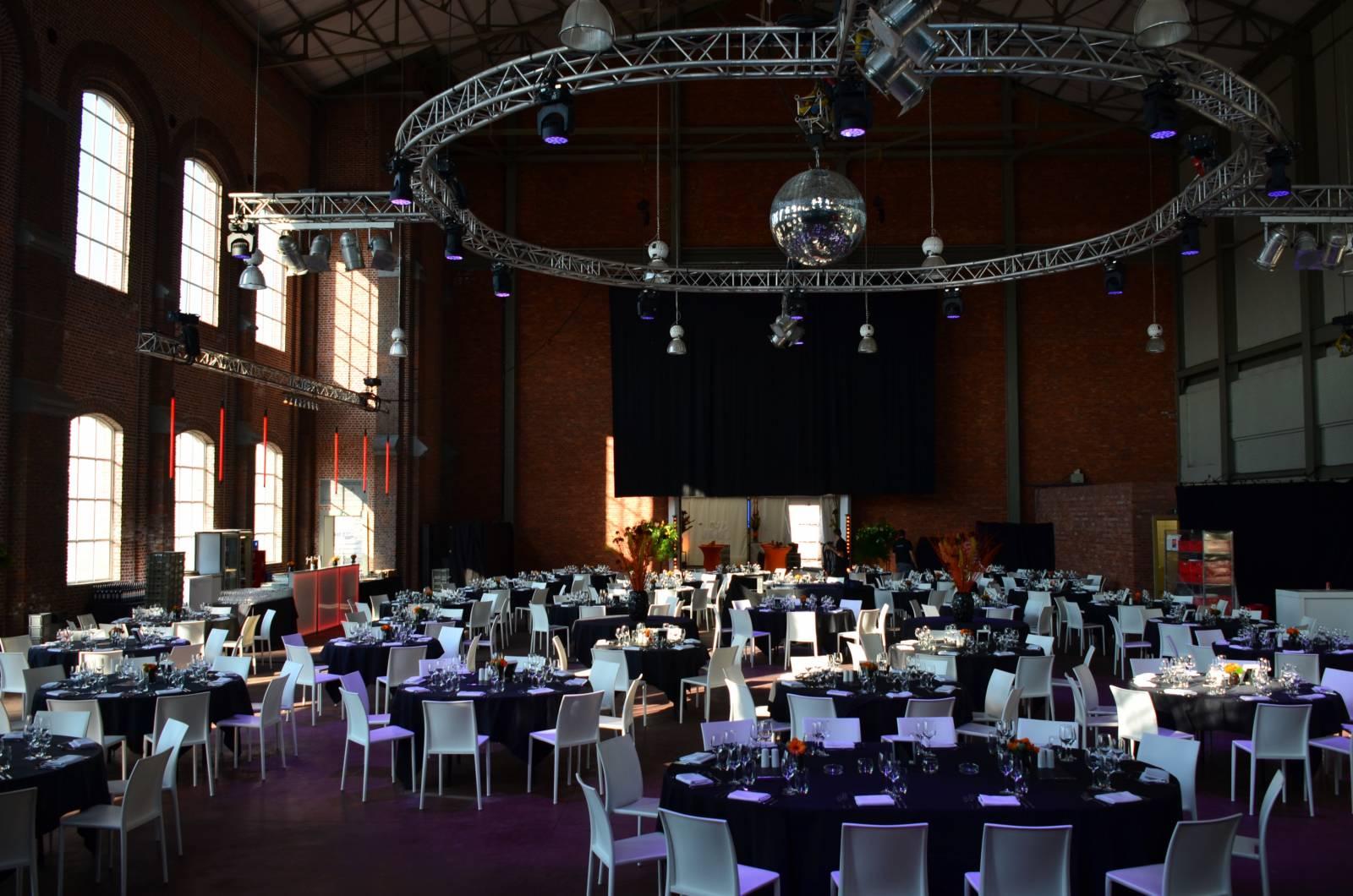 Hangar 43 - Feestzaal - Feestlocatie - Industrieel - Dendermonde (Antwerpen) - House of Events - 1
