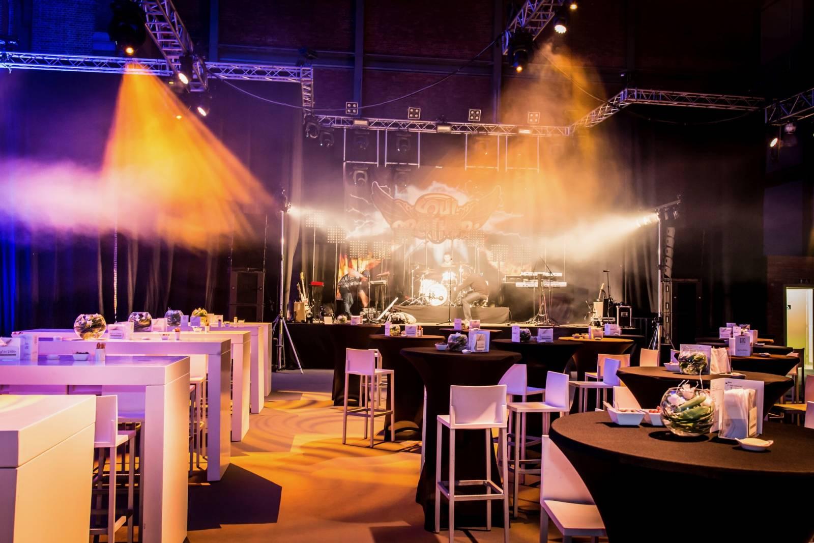 Hangar 43 - Feestzaal - Feestlocatie - Industrieel - Dendermonde (Antwerpen) - House of Events - 11
