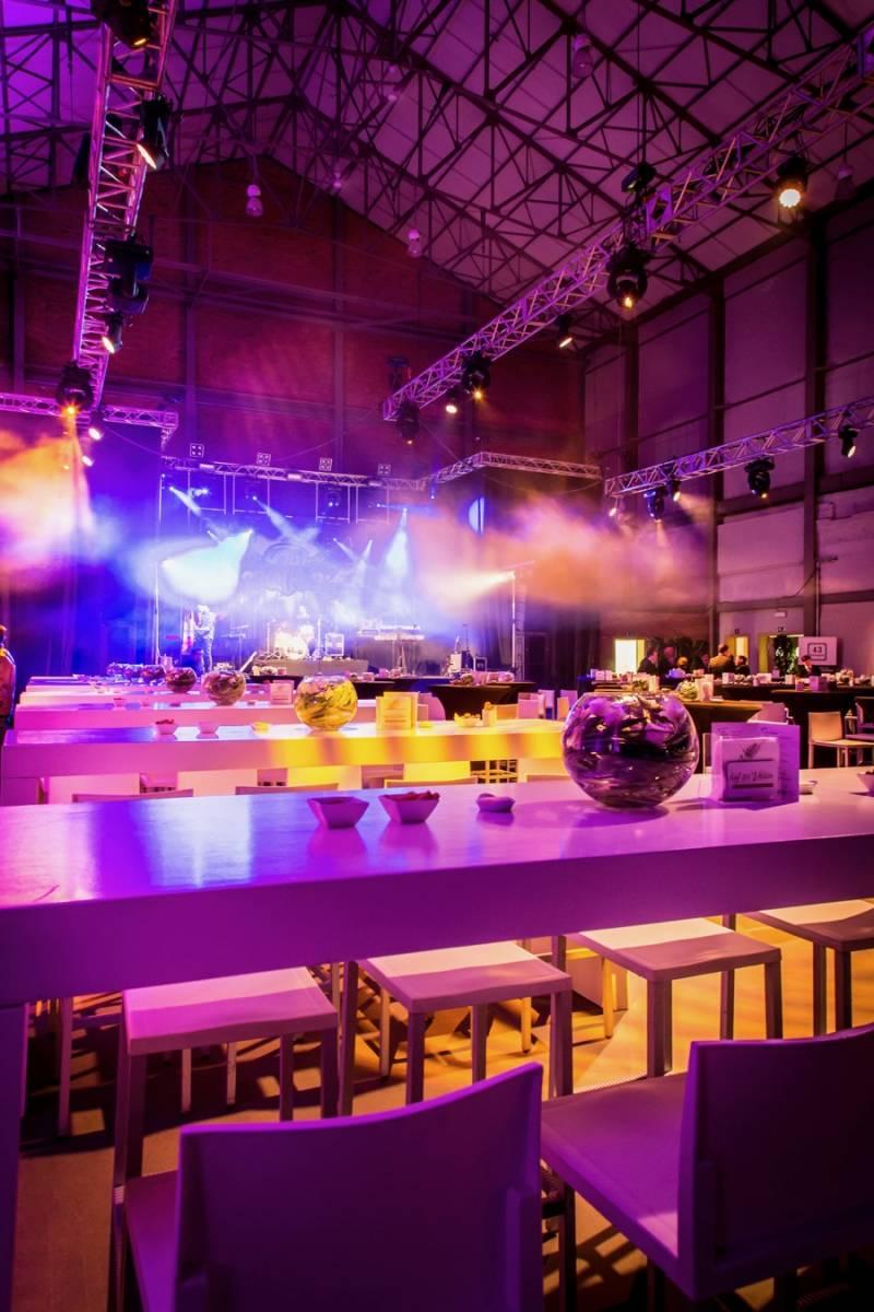 Hangar 43 - Feestzaal - Feestlocatie - Industrieel - Dendermonde (Antwerpen) - House of Events - 12
