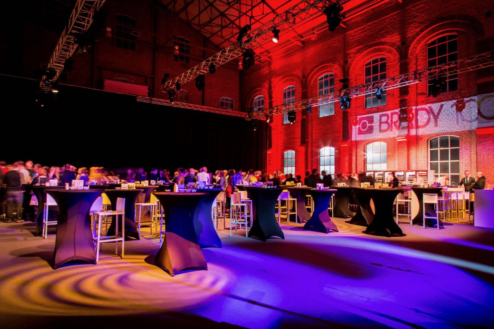 Hangar 43 - Feestzaal - Feestlocatie - Industrieel - Dendermonde (Antwerpen) - House of Events - 14