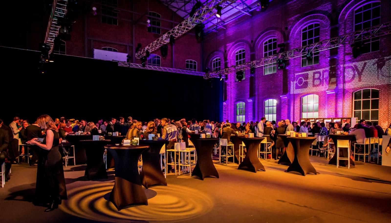 Hangar 43 - Feestzaal - Feestlocatie - Industrieel - Dendermonde (Antwerpen) - House of Events - 15