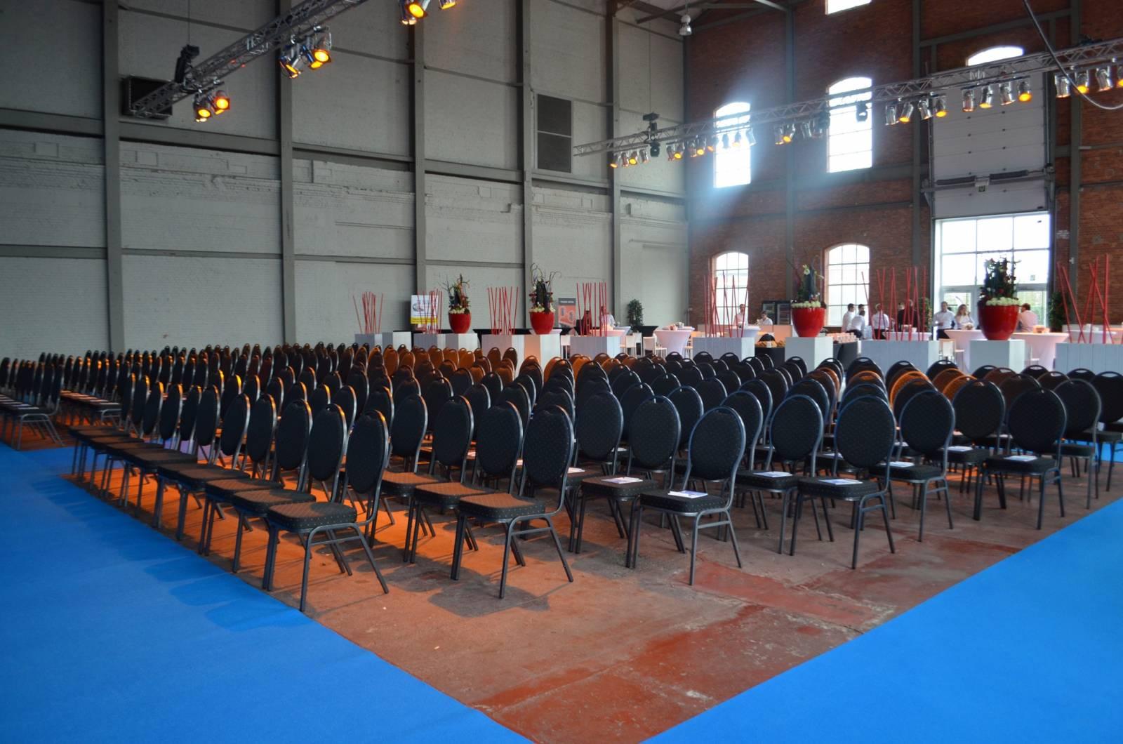 Hangar 43 - Feestzaal - Feestlocatie - Industrieel - Dendermonde (Antwerpen) - House of Events - 16