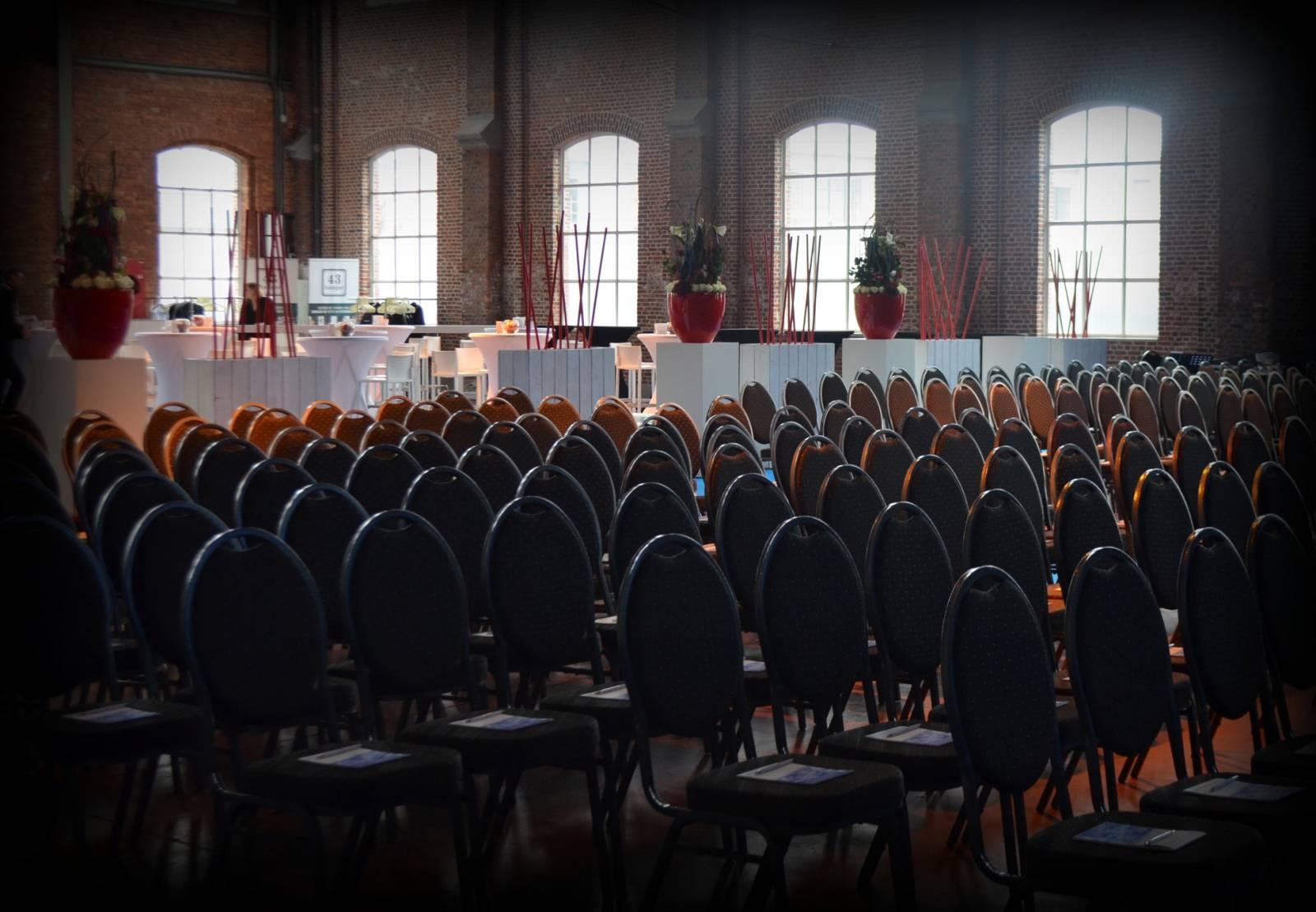 Hangar 43 - Feestzaal - Feestlocatie - Industrieel - Dendermonde (Antwerpen) - House of Events - 17