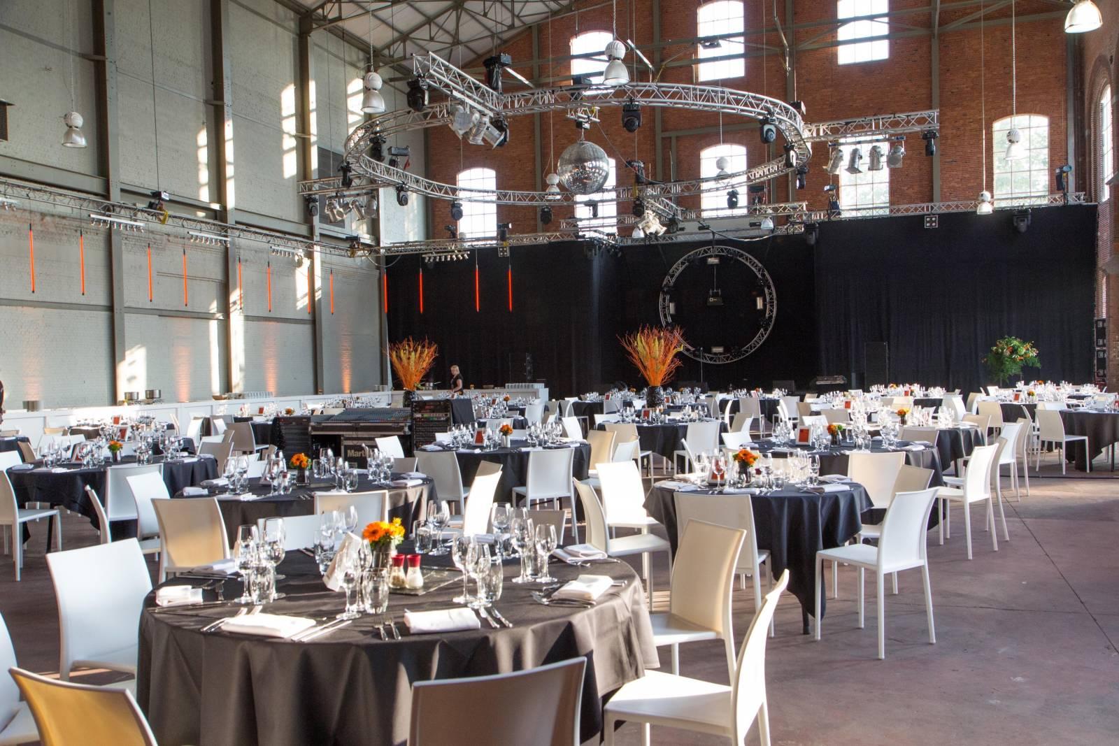 Hangar 43 - Feestzaal - Feestlocatie - Industrieel - Dendermonde (Antwerpen) - House of Events - 22