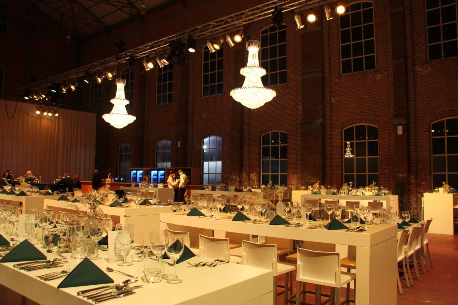 Hangar 43 - Feestzaal - Feestlocatie - Industrieel - Dendermonde (Antwerpen) - House of Events - 23