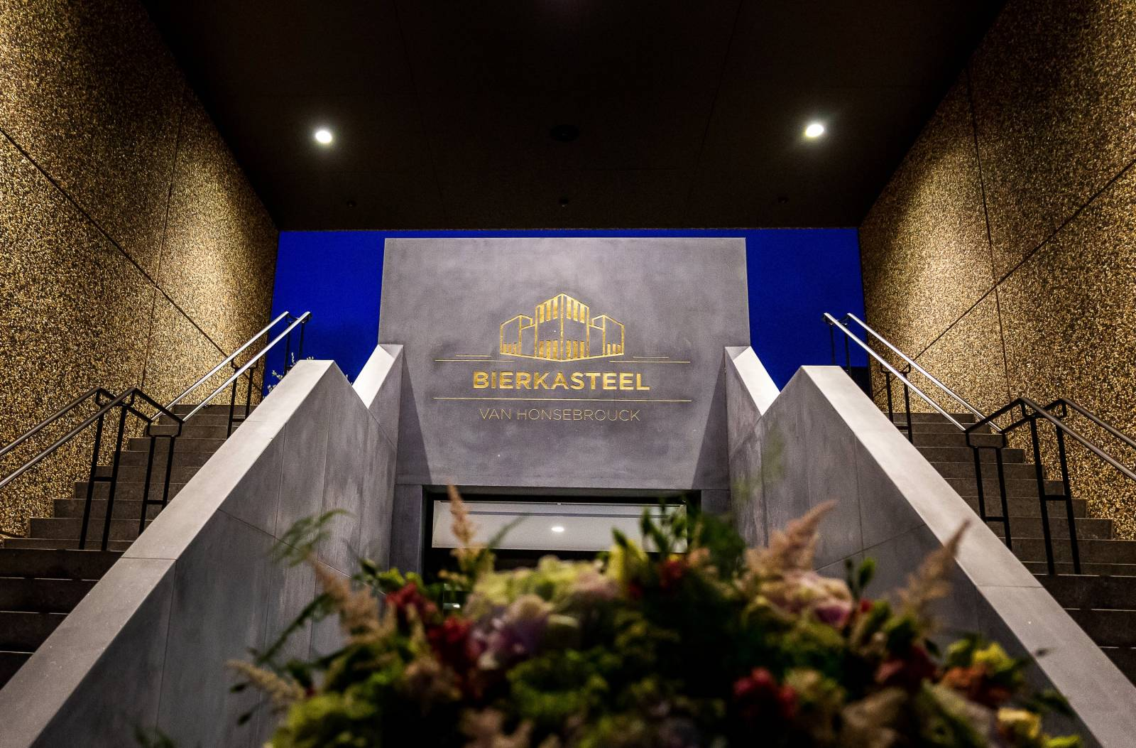 Het Bierkasteel - Feestzaal - Feestlocatie - Brouwerij - Restaurant - Industrieel - Izegem (West-Vlaanderen) - House of Events - 1