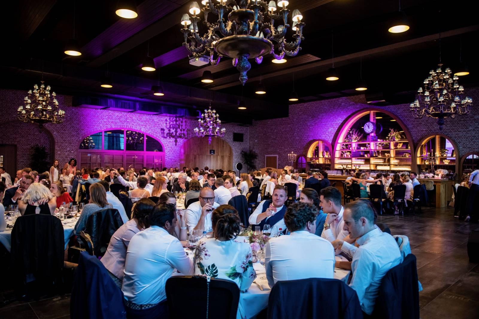 Het Bierkasteel - Feestzaal - Feestlocatie - Brouwerij - Restaurant - Industrieel - Izegem (West-Vlaanderen) - House of Events - 11
