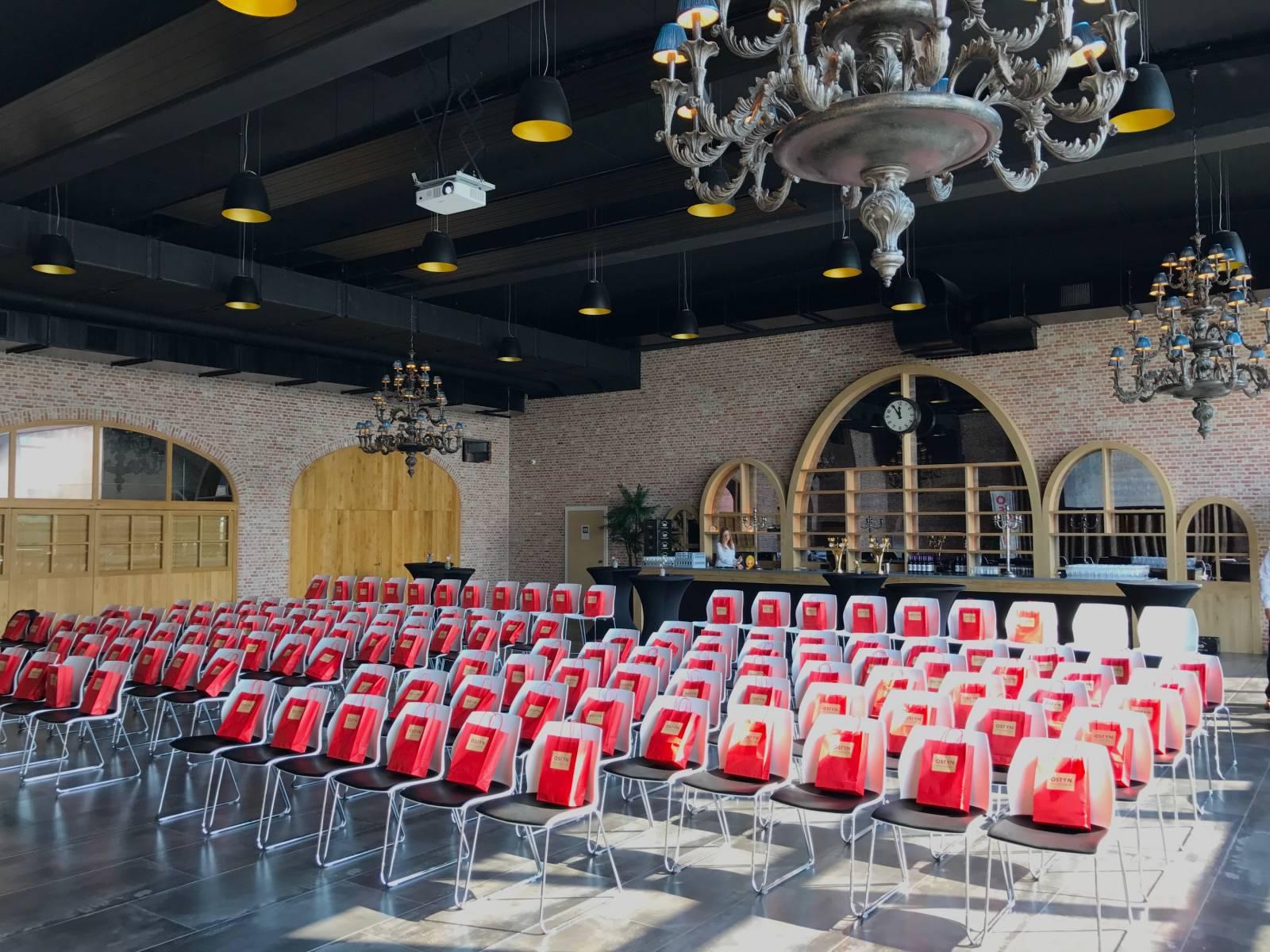 Het Bierkasteel - Feestzaal - Feestlocatie - Brouwerij - Restaurant - Industrieel - Izegem (West-Vlaanderen) - House of Events - 14